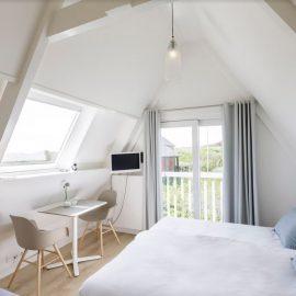 appartement klein villa parnassia