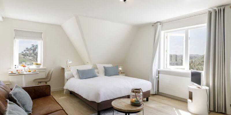 villa parnassia slaapkamer
