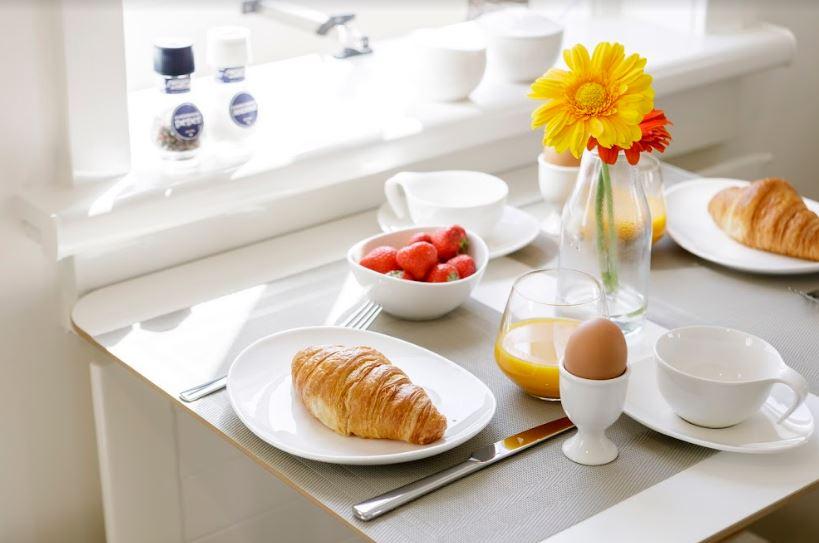 ontbijt villa parnassia