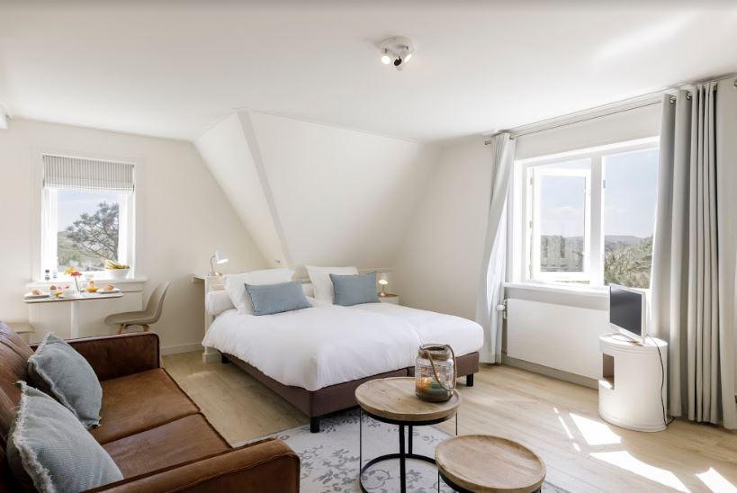 appartement villa parnassia