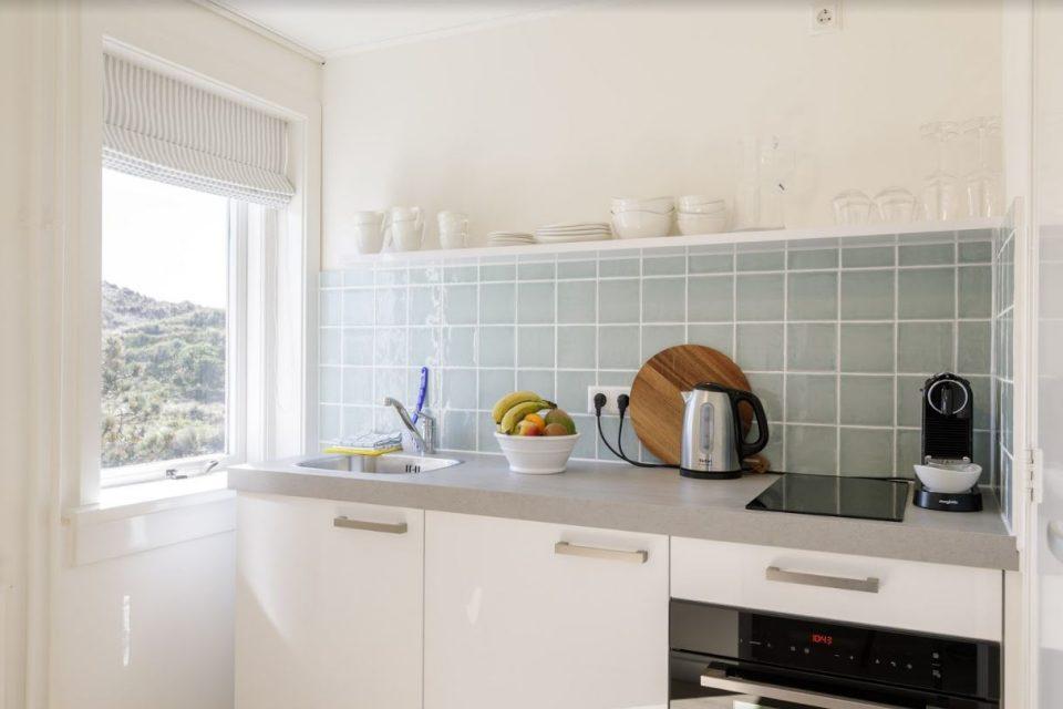 keuken appartement villa parnassia